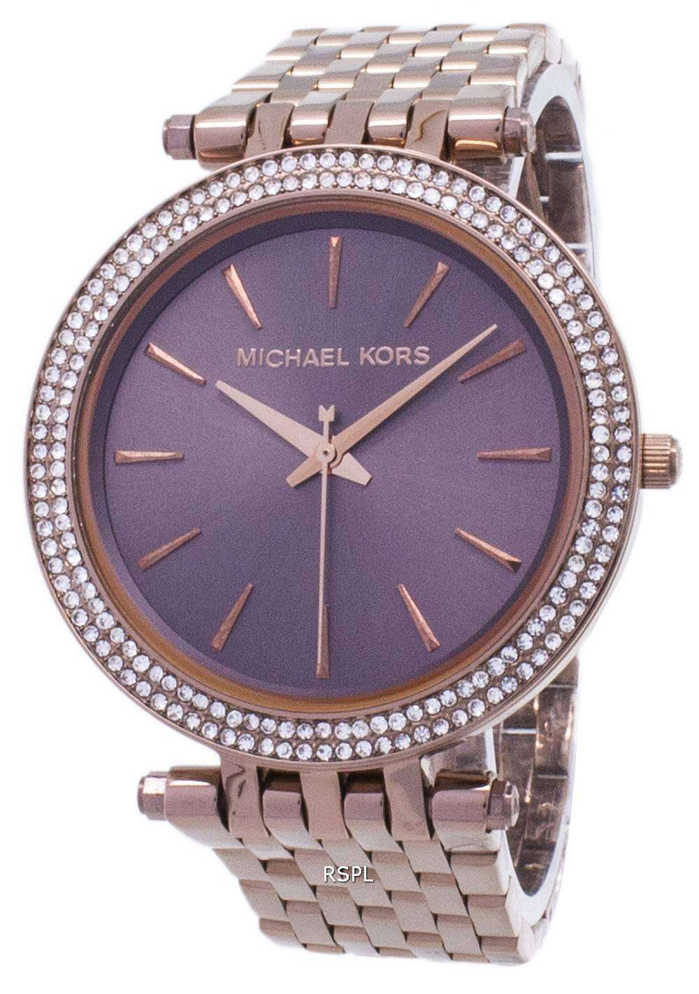 a0814199f077 Michael Kors Darci Pave Quartz MK3416 Women s Watch