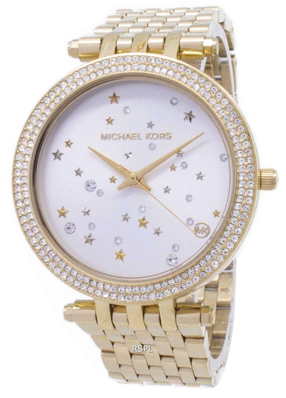eacafd19e9b3 Michael Kors Darci Celestial Pave Quartz MK3727 Women s Watch