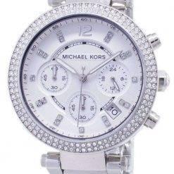 Michael Kors Parker Crystals Chronograph MK5353 Womens Watch