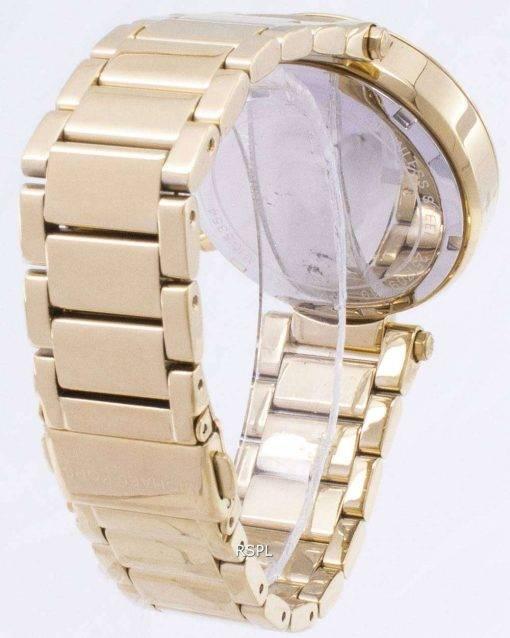 Michael Kors Parker Glitz Chronograph Crystals MK5354 Womens Watch