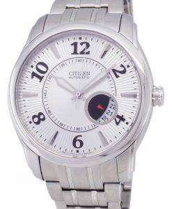 Citizen Automatic NJ0020-51B Japan Made Analog Men's Watch