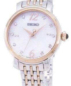 Seiko SRZ524 SRZ524P1 SRZ524P Quartz Analog Women's Watch