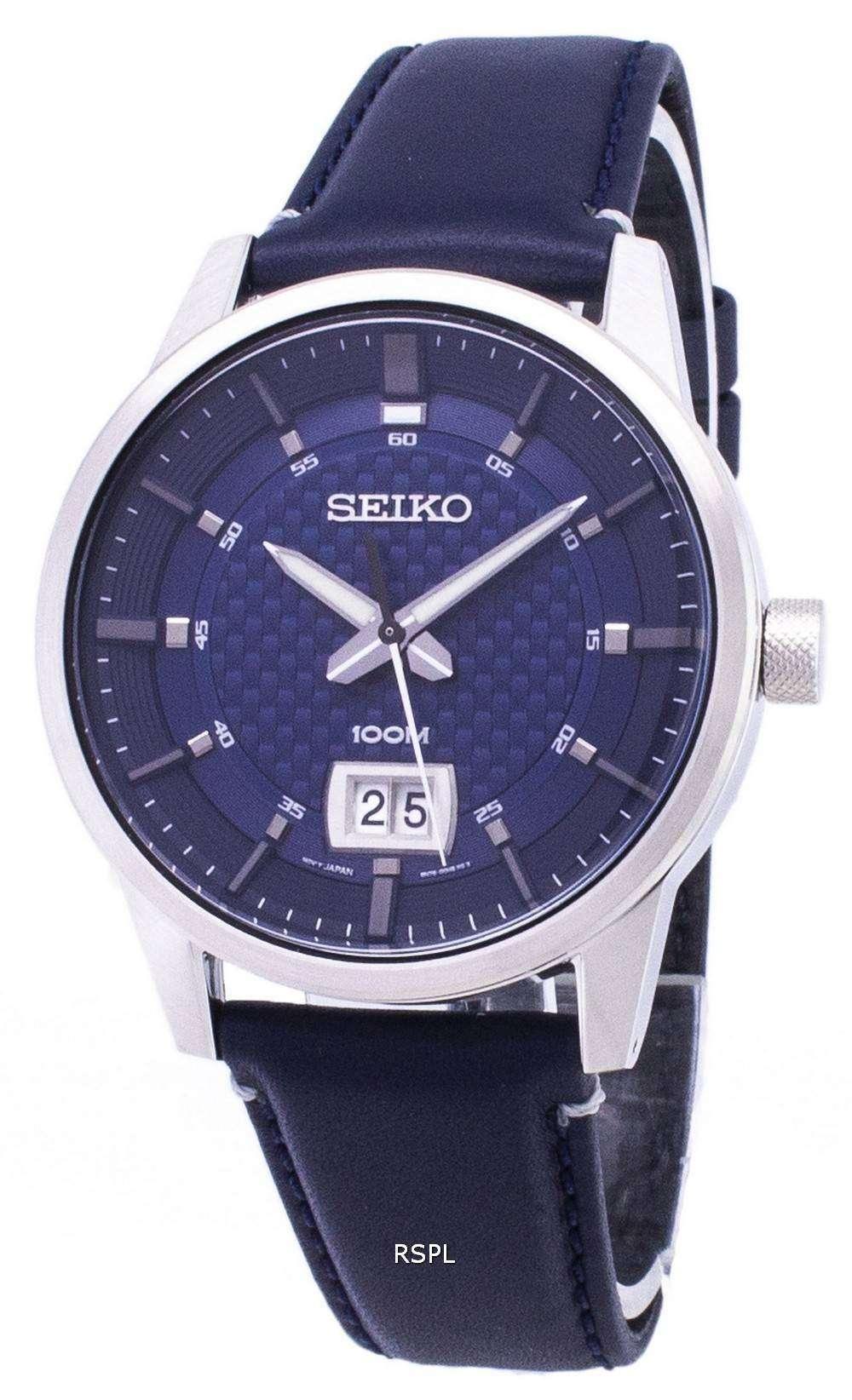 new concept 3031a f36e2 Seiko Quartz SUR287 SUR287P1 SUR287P Analog Men's Watch