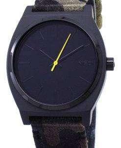 Nixon Time Teller A045-3054-00 Analog Quartz Men's Watch