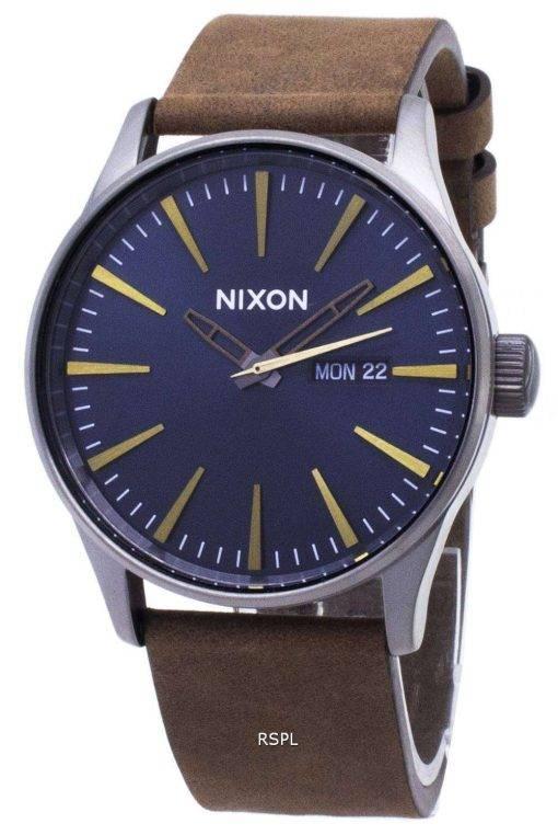 Nixon Sentry A105-2984-00 Analog Quartz Men's Watch