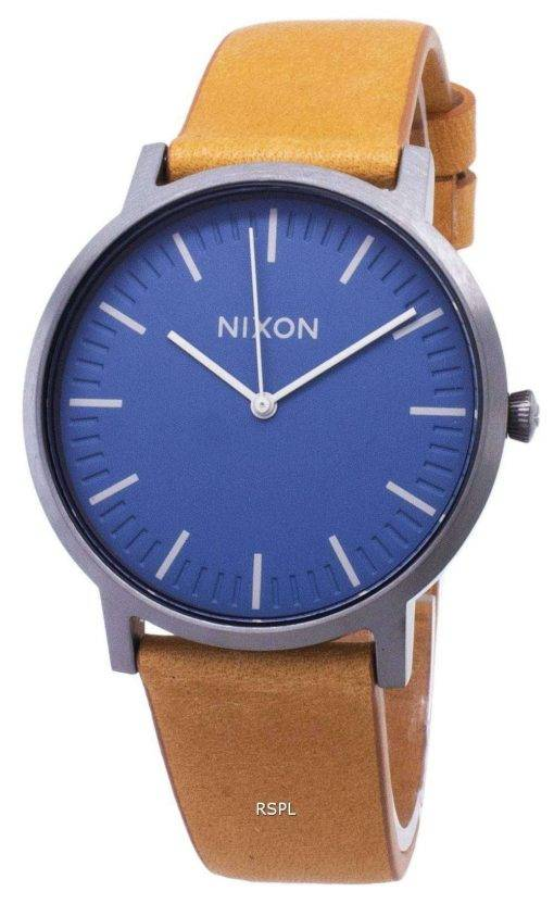 Nixon Porter A1058-2854-00 Analog Quartz Men's Watch