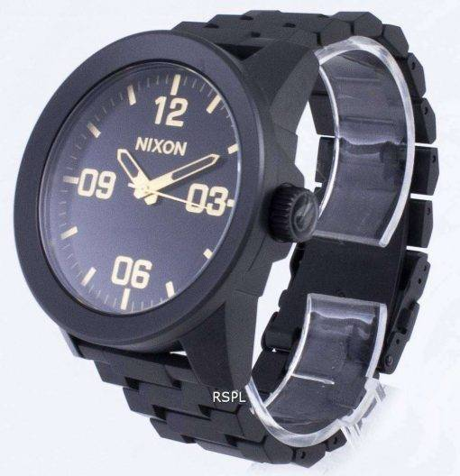 Nixon Corporal SS A346-1041-00  Analog Quartz Men's Watch