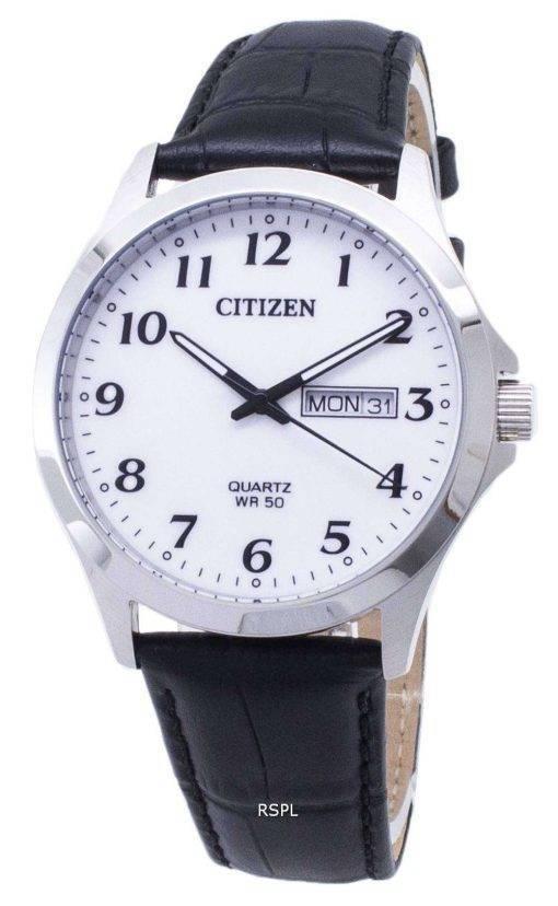 Citizen Quartz BF5000-01A Analog Men's Watch