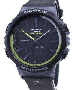 Casio Baby-G BGS-100-1A BGS100-1A Step Tracker Analog Digital Women's Watch
