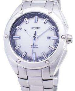 Citizen Eco-Drive BM7130-58A Titanium Japan Made Men's Watch