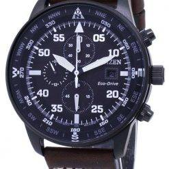 Citizen Eco-Drive CA0695-17E Chronograph Analog Men's Watch