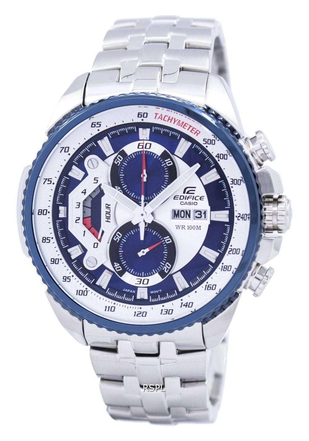 Casio Edifice Chronograph EF-558D-2AV EF558D-2AV Men s Watch 5fbdf689a6