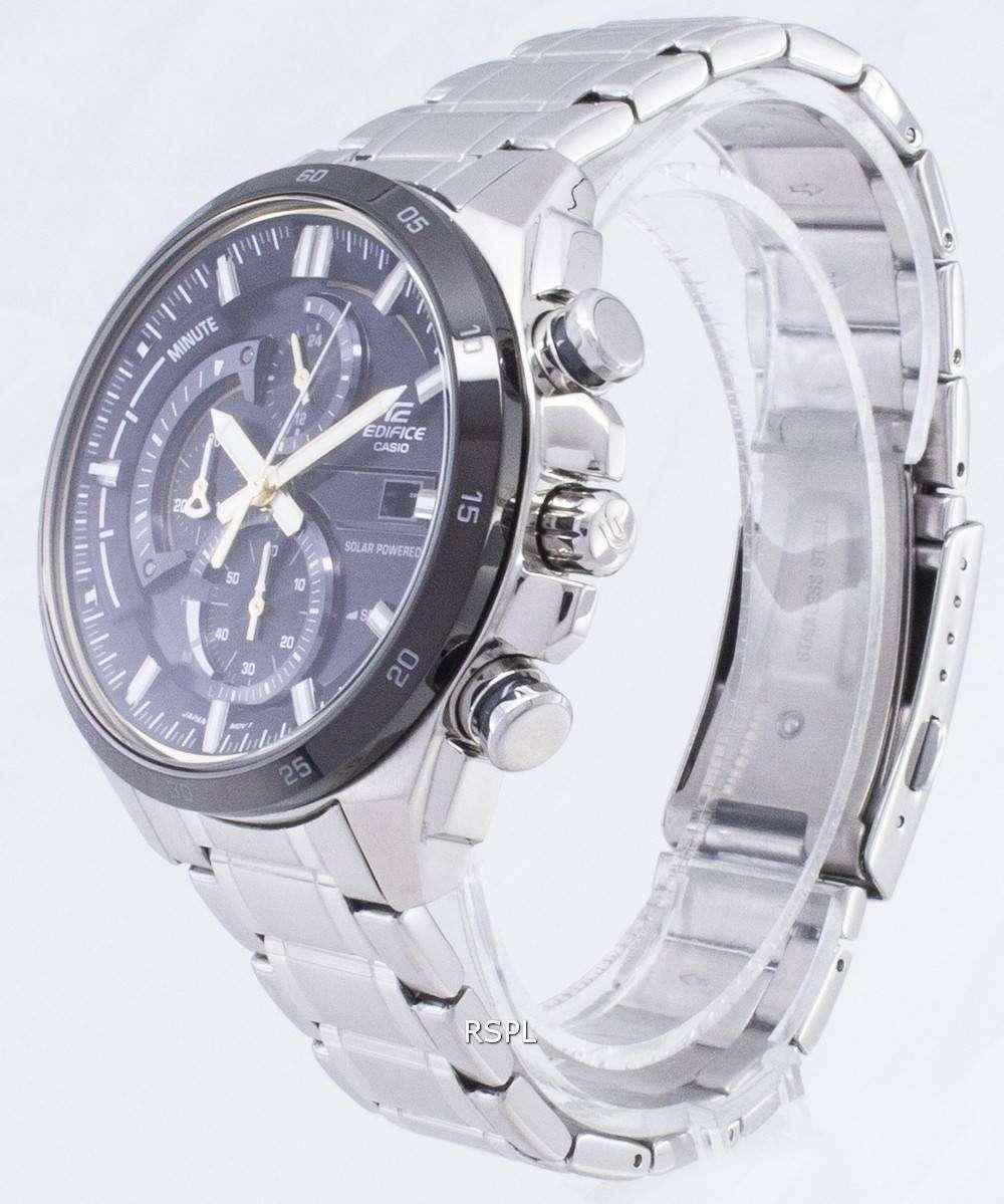 Casio Edifice EQS-600DB-1A9 EQS600DB-1A9 Chronograph Analog Men s Watch c01047c742e0