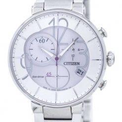 Citizen Eco-Drive Chronograph FB1200-51A Womens Watch
