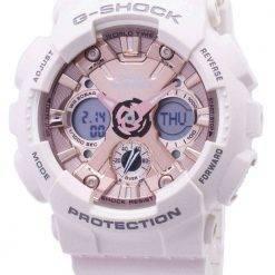 Casio G-Shock GMA-S120MF-4A GMAS120MF-4A Illumination Analog Digital 200M Men's Watch