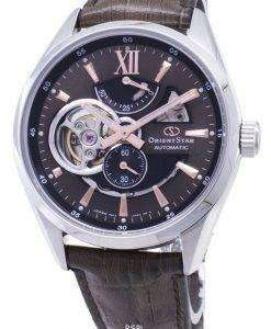 Orient Star Automatic RE-AV0006Y00B Power Reserve Japan Made Analog Men's Watch