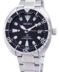 Seiko Prospex Mini Turtle Automatic Diver's 200M Japan Made SRPC35J SRPC35J1 SRPC35 Men's Watch