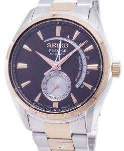 Seiko Presage Automatic Power Reserve SSA354 SSA354J1 SSA354J Japan Made Men's Watch