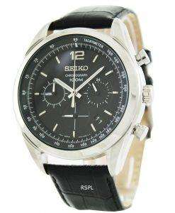 Seiko Chronograph Tachymeter SSB097 SSB097P1 SSB097P Men's Watch