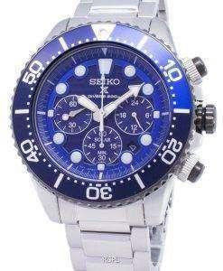 Seiko Prospex Diver's Special Edition Chronograph 200M SSC675 SSC675P1 SSC675P Men's Watch
