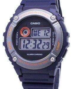 Casio Youth W-216H-2BV W216H-2BV  Illuminator Quartz Unisex Watch