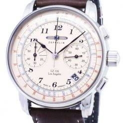 Zeppelin Series LZ126 7614-5 76145 Germany Made Men's Watch