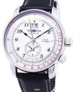 Zeppelin Series LZ127 Graf 8644-1 86441 Germany Made Men's Watch