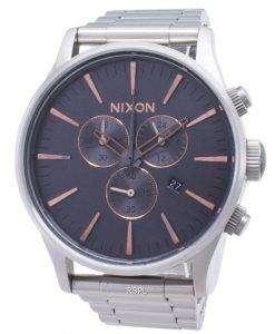 Nixon Sentry Chrono Quartz A386-2064-00 Men's Watch