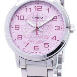 Casio Quartz LTP-E159D-4B LTPE159D-4B Analog Women's Watch