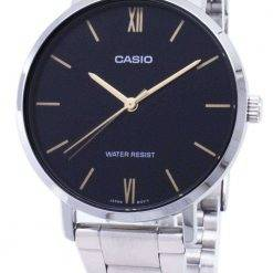 Casio Quartz LTP-VT01D-1B LTPVT01D-1B Analog Women's Watch