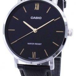 Casio Quartz MTP-VT01L-1B MTPVT01L-1B Analog Men's Watch