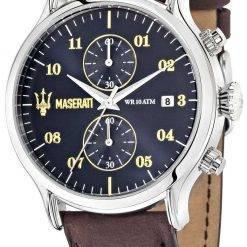 Maserati Epoca R8871618001 Chronograph Quartz Men's Watch