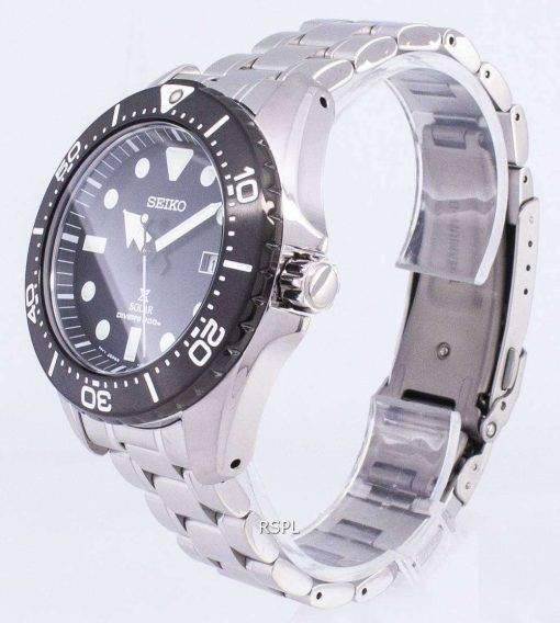 Seiko Prospex Solar Divers 200M SBDJ013 Mens Watch