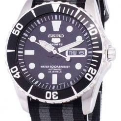 Seiko 5 Sports Automatic NATO Strap SNZF17K1-NATO1 Men's Watch