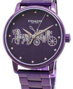 Coach Grand 14502923 Analog Quartz Women's Watch