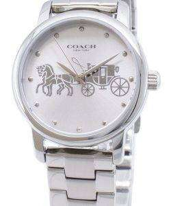 Coach Delancey 14502975 Analog Quartz Women's Watch
