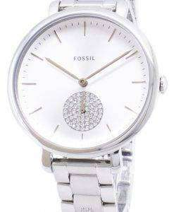 Fossil Jacqueline ES4437 Quartz Analog Women's Watch