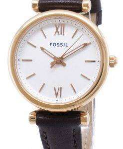 Fossil Carlie ES4472 Quartz Analog Women's Watch