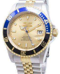 Invicta Pro Diver Professional 29181 Automatic Analog 200M Men's Watch