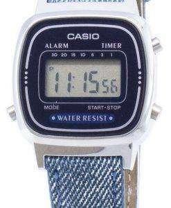 Casio Digital LA670WL-2A2 Quartz Women's Watch