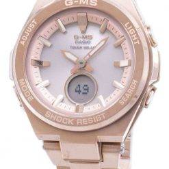Casio Baby-G G-MS MSG-S200DG-4A MSGS200DG-4A Tough Solar Women's Watch