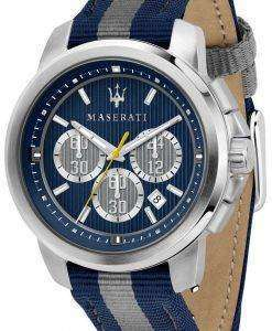 Maserati Royale R8871637001 Chronograph Quartz Men's Watch