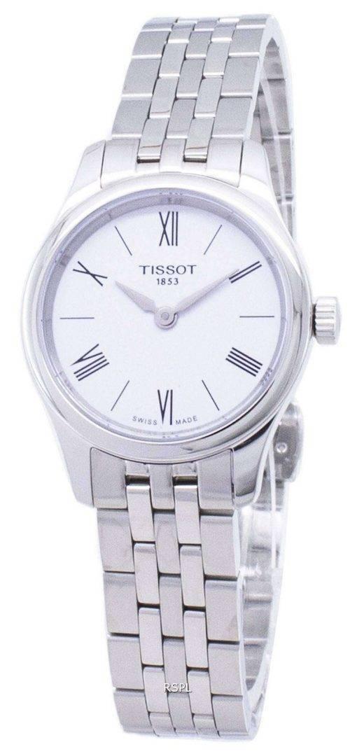 Tissot T-Classic Tradition 5.5 Lady T063.009.11.018.00 T0630091101800 Quartz Women's Watch