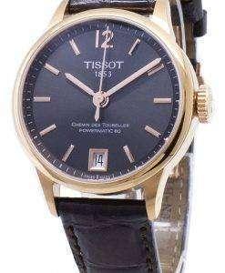 Tissot T-Classic Powermatic 80 T099.207.36.447.00 T0992073644700 Automatic Women's Watch