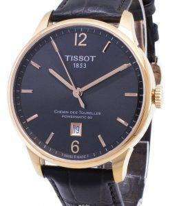 Tissot T-Classic Powermatic 80 T099.407.36.447.00 T0994073644700 Automatic Men's Watch