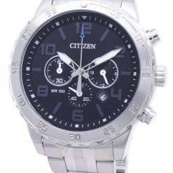 Citizen Quartz AN8130-53E Chronograph Analog Men's Watch