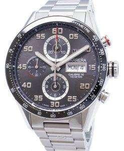 Tag Heuer Carrera CV2A1U.BA0738 Caliber 16 Chronograph Automatic Men's Watch