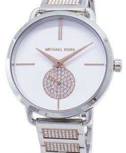 Michael Kors Portia MK4352 Diamond Accents Quartz Women's Watch