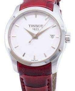 Tissot T-Classic Couturier T035.210.16.011.01 T0352101601101 Quartz Women's Watch
