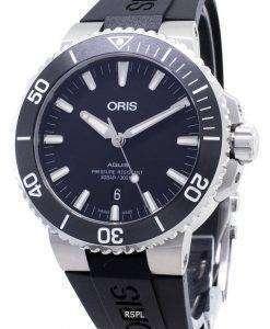 Oris Aquis Date 01 733 7730 4124-07 4 24 64EB 01-733-7730-4124-07-4-24-64EB Automatic 300M Men's Watch
